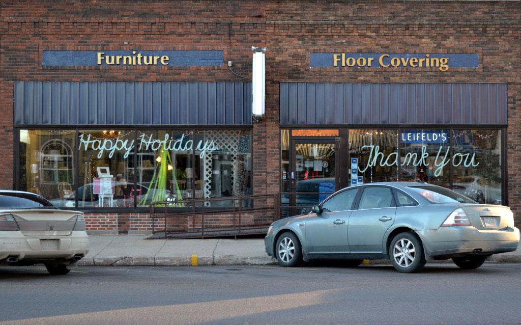 Leifeld's Furniture and Floor Covering, Albion, NE