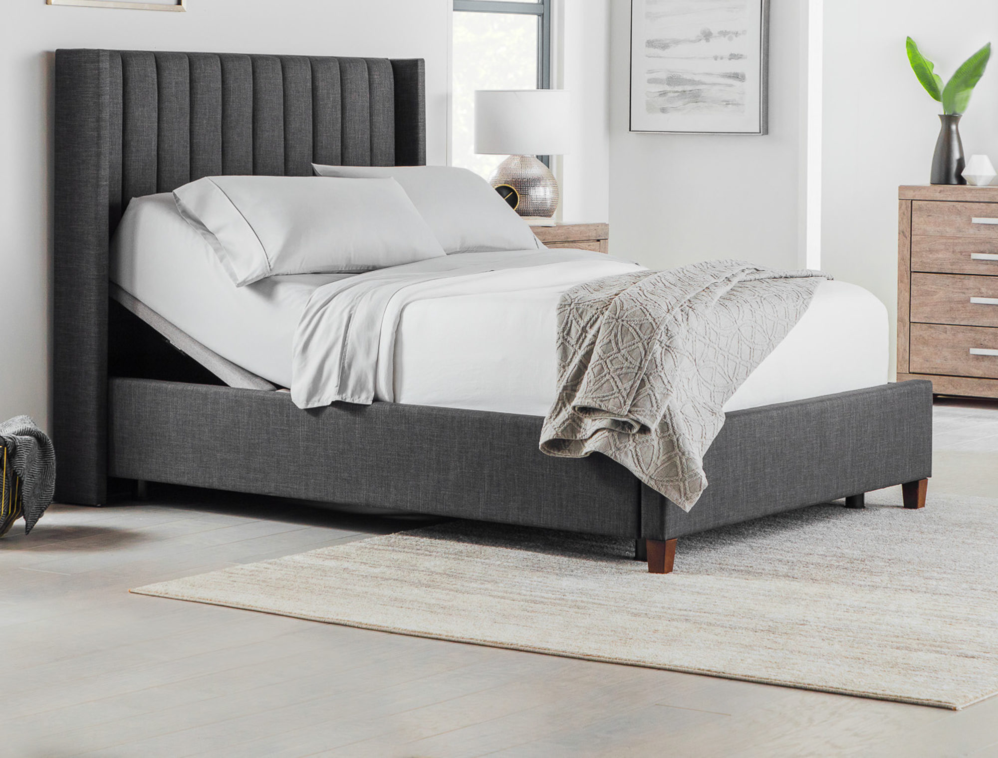 Example of Malouf Bedding